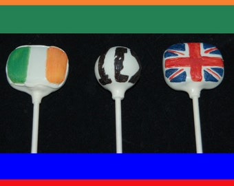 ONE DIRECTION (inspired) Cake Pops, Cake Pops One Direction