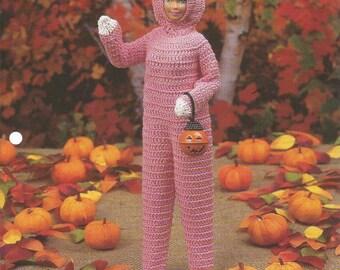 Crochet Pattern Crochet Barbie Doll Pattern Bunny Costume