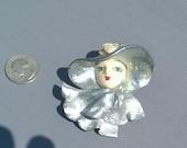 Interesting pin - Ladies Head