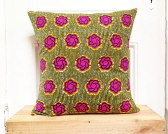 SOLSTICE Boho African Print Cushion covers