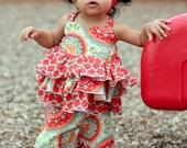 Baby Kiki's Extra Ruffled Top PDF Pattern - Sizes Newborn to 18/24m