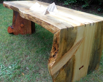 BENCH SERIES - Waterfall Edge