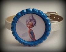 Boutique Bottlecap Bracelet Tink Zarina Periwinkle Image Party Favors Buckle Belt