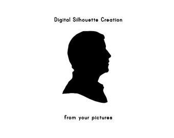 Digital Silhouette Creation