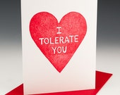 I Tolerate You (205)