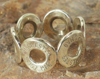 Winchester Bullet Ring - 357 Magnum  - Sizes 8, 9 or 12