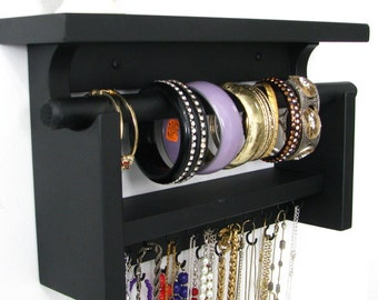 Bangles, Bracelets and Necklace Jewewlry Display
