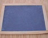 "Vintage 60's  ""RACO SLATE BOARD""  /  Student Chalkboard Made in Portugal"