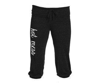 Hot Mess Crop Pant