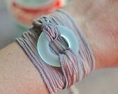 Coke Wrap Bracelet | Boho Yoga Jewelry