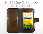 Leather HTC One X+ Wallet...