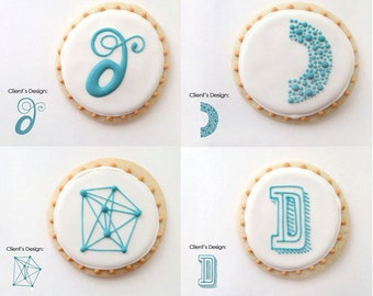 Custom Logo Design  // Company Logo Design // Custom Logo // Business Logo // Custom Gifts // Custom Sugar Cookies // Sugar Cookies
