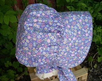 Bonnet Lavender Bloom One Size