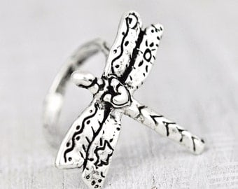Dragonfly Ring - Inspirational Jewelry -Dragonfly Jewelry - Handmade Jewelry -R340