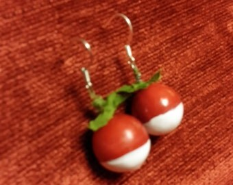 Luna Lovegood's Radish Earrings! Lightweight!