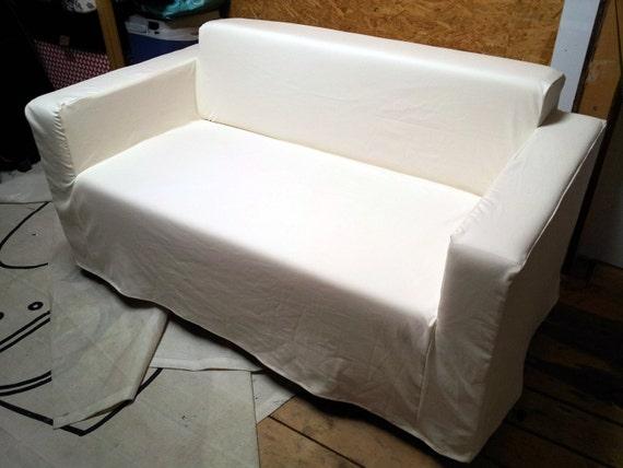 Custom Made Cover For Klobo Sofa From Ikea 100 Cotton