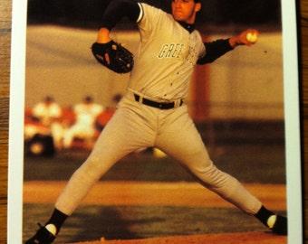 ANDY PETTITTE 1992 ROOKIE Card New York Yankees Baseball Vintage