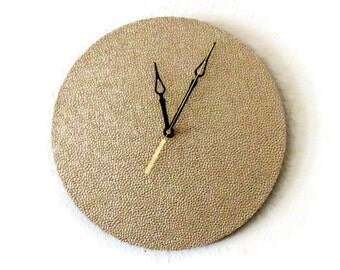 Unique Wall Clock, Home Decor, Home and Living, Gold Wall Clock, Decor and Housewares, Wall Decor, Unique Wall Clocks, Quartz Clock