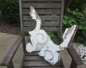 Antique Architectural Salvage Corbels