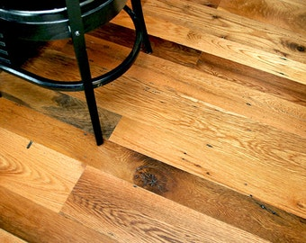 Reclaimed White Oak Flooring