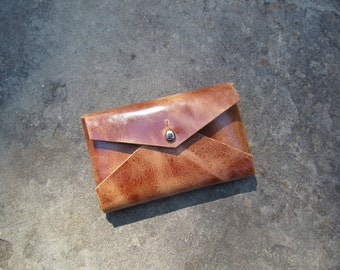 Leather Wallet-Card Size