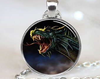 Dragon Handcrafted  Necklace  Pendant (PD0056)