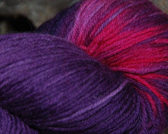 handdyed Yarn, 100g/ 3,5oz , colour 56a