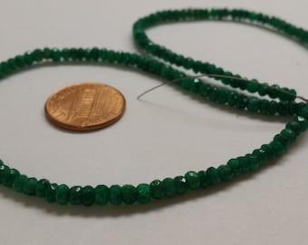 Heated Emerald