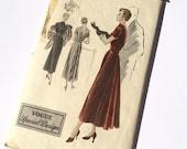 Vogue Special Design Vintage Dress Sewing Pattern S-4932 Size 14