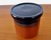 mikasa fire song ben seible salt shaker made in Japan