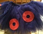 Fishman Phish Tutu- Henrietta's dress Childs size