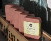 Mango & Pomegranate Speakeasy Soap, vegan, handmade