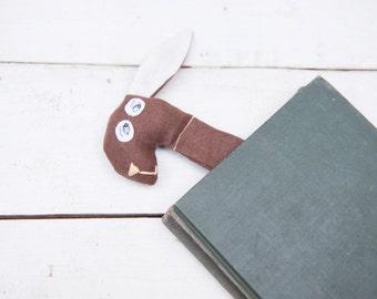 Christmas Gift Donkey Bookmark
