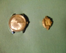 Two (2) Vintage, Manual Wind Watches. 1 Man's Caravelle. 1 Woman's Marden 21 Jewel Watch.