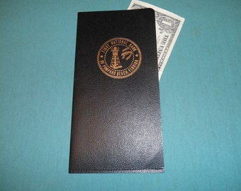 One (1), Vintage Money Folder / Wallet, from the First National Bank, of Pompano Beach, Florida.