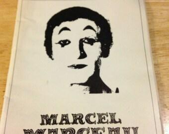 Marcel Marceau Playbill - City Center Theater - April 1975