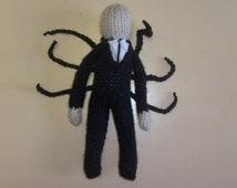 Amigurumi Slender Man : Popular items for slender man on Etsy