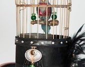 Birdcage Hat |  Steampunk...