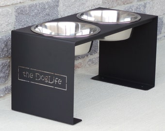 Elevated Dog Bowl