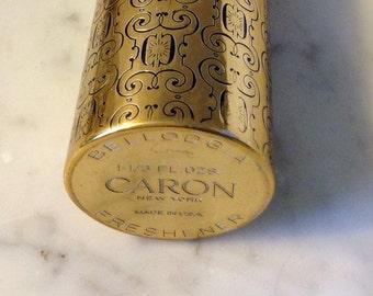 Vintage Bellodgia bottle by Caron