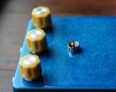TOCT Vintage Fuzz-BUILT-Classic Guitar / Keyboard / Instrument Effects FX Pedal Stomp Box- Hand Built Replica