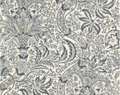 William Morris Indian Wallpaper Design Counted Cross Stitch Pattern Chart PDF Download by Stitching Addiction