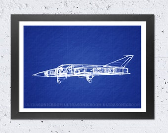 Airplane blueprint etsy jet airplane print instant download printable digital file airplane sketch blueprint art wall malvernweather Choice Image