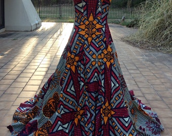 Star Gazer Celebration of gospel dress