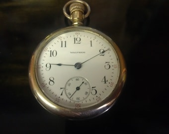 1926  17 Jewel Waltham Pocket Watch