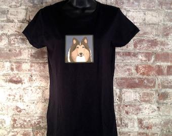 POP ART Dog T Shirt