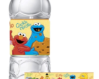 Sesame Street Waterbottle Wrapper