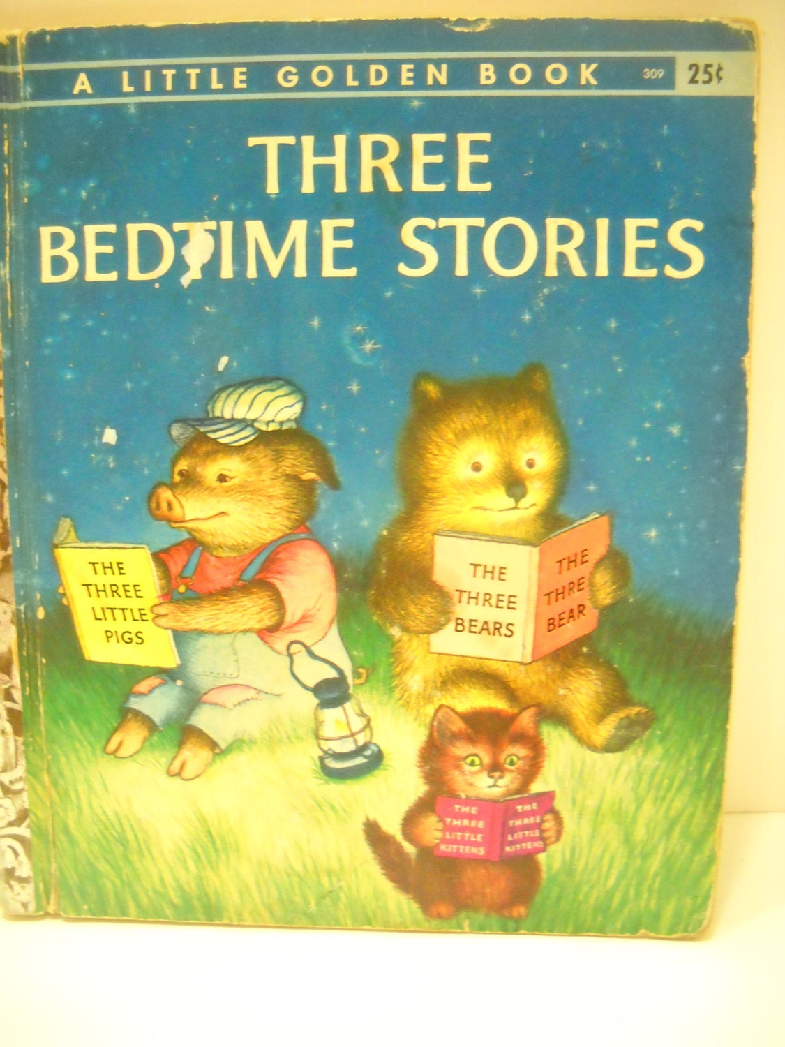 The three little bears bedtime story : Alehouse livermore