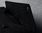 """Mujjo sleeve for the 12"""" Macbook - Black"""