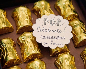 Celebrate with Champagne bon-bons